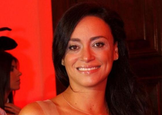 Suzana Pires na festa de lançamento da Playboy de Cleo Pires no Rio de Janeiro (9/8/10)