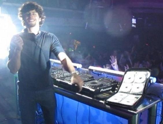 Jesus Luz discoteca em Madri (31/10/10)