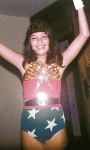 Luciana Gimenez em foto de arquivo pessoal
