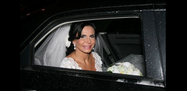 Gretchen se casa com Silvio Alves (15/12/10)