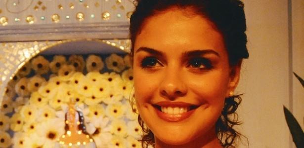 Paloma Bernardi diz que quer encontrar um novo amor (janeiro/2011)