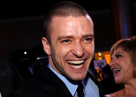 O ator e cantor Justin Timberlake, que comprou uma participação na rede social MySpace - Getty Images