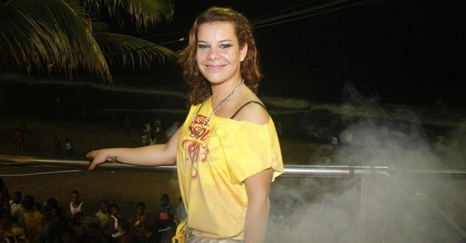 Fernanda Souza no Carnaval de Salvador (9/3/2011)
