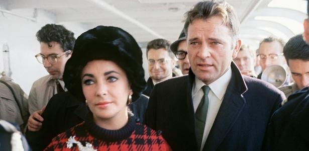 Elizabeth Taylor e Richard Burton em Paris (maio/1969)