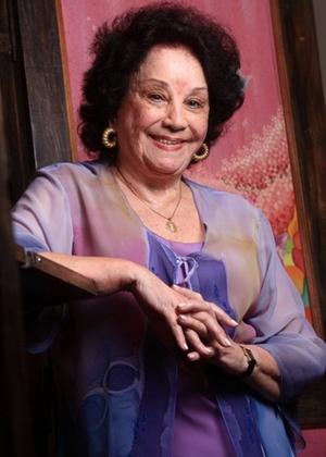 Lolita Rodrigues, de 87 anos, mora há quatro anos em João Pessoa - Sergio Zacchi/Folhapress