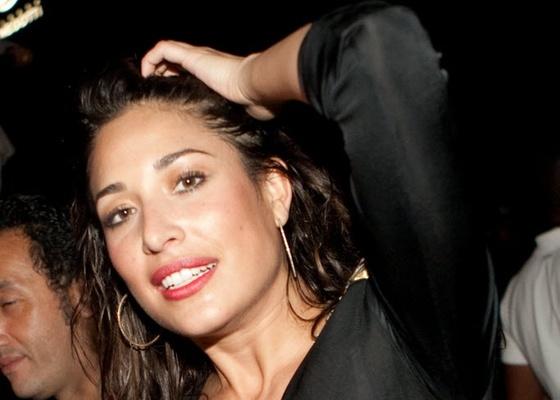 """A atriz Gisele Itié, afastada das novelas desde """"Bela, A Feia"""" (Record)"""