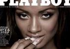 """Veja as duas capas da """"Playboy"""" com a ex-bbb Jaqueline"""