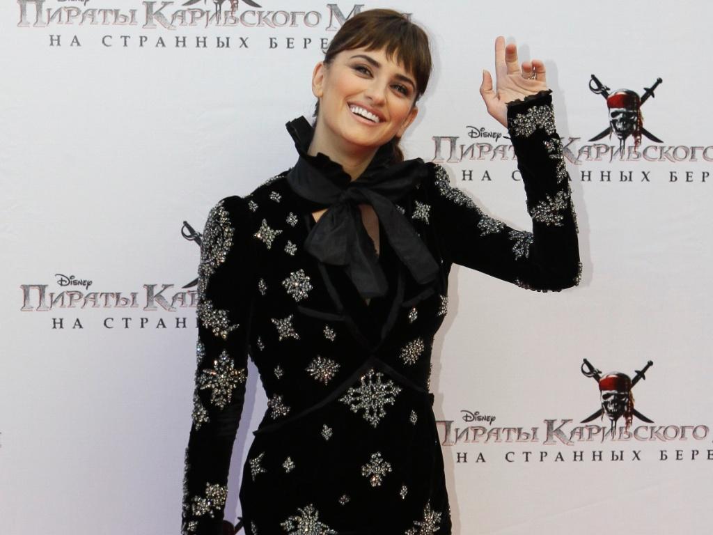 Penélope Cruz divulga o filme