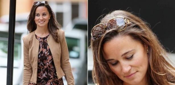 Pippa Middleton faz compras em Londres (27/5/11)
