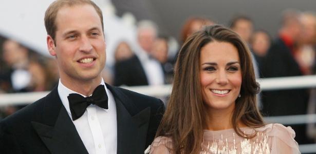 Príncipe William e Kate Middleton vão a evento beneficente em Londres (9/6/2011) - EFE/Facundo Arrizabalaga