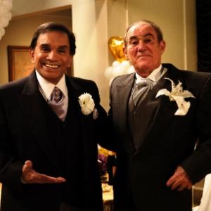 Dedé e Renato Aragão poderão participar como convidados na volta de programa - Divulgação/TV Globo
