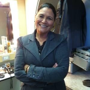 Imagem da mãe de Luciano, Helena, postada pelo cantor sertanejo no Twitter (27/6/11)