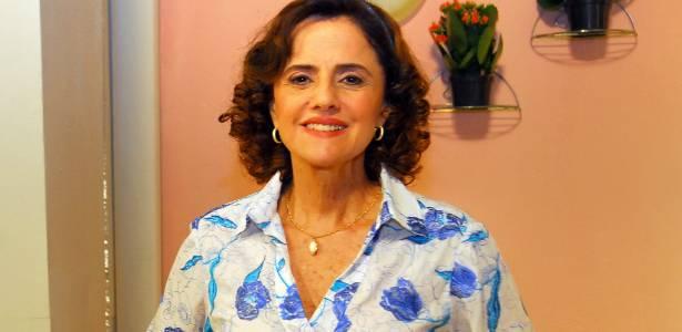 """Marieta Severo em cena de """"A Grande Família"""" (27/5/2010)"""