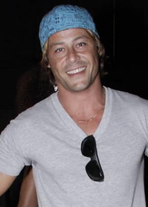 Theo Becker ex-participante da 'A Fazenda', da Record (2011)