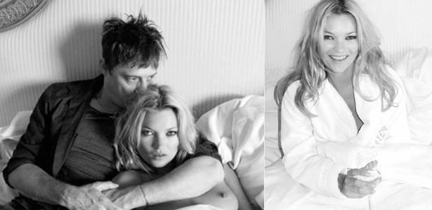 Kate Moss e Jamie Hince na lua de mel do casal no hotel Ritz (4/7/2011)