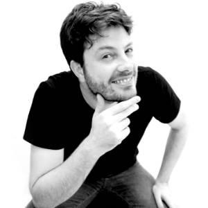 """Danilo Gentili, que participa do """"Rirtrospectiva 2012"""" (julho/2011) - Divulgação/Kzuka"""