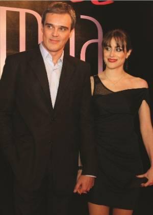 Dalton Vigh e Camila Czerkes (12/8/2011)