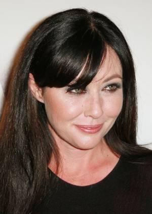 A atriz Shannen Doherty