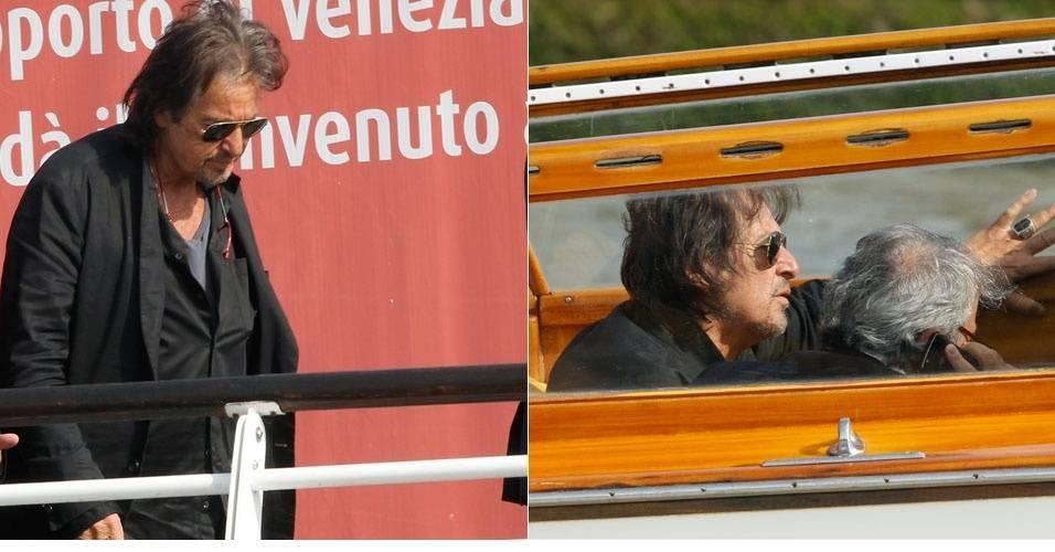 Al Pacino, diretor e ator do filme