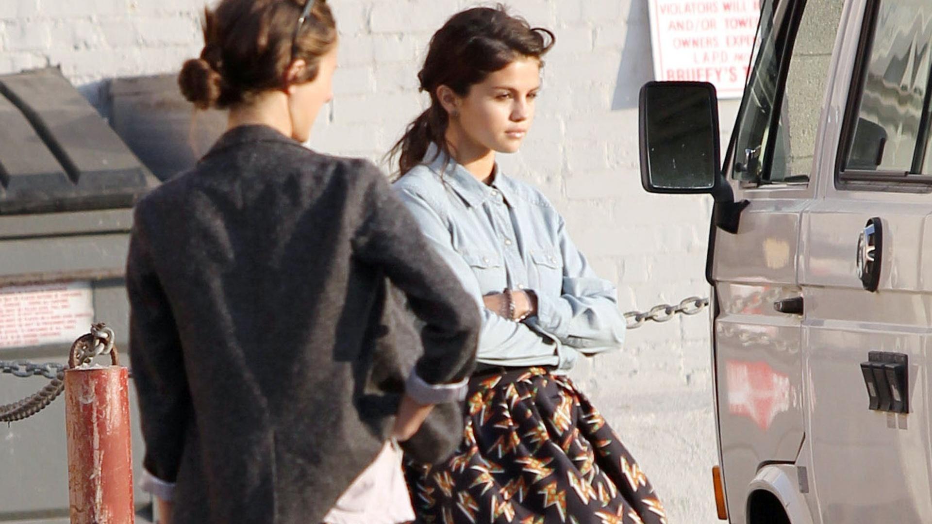 Selena Gomez participa de sessão fotográfica (27/9/2011)