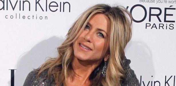 Norte-americanos gostariam de contar com a presença de Jennifer Aniston na ceia de Natal  - Reuters
