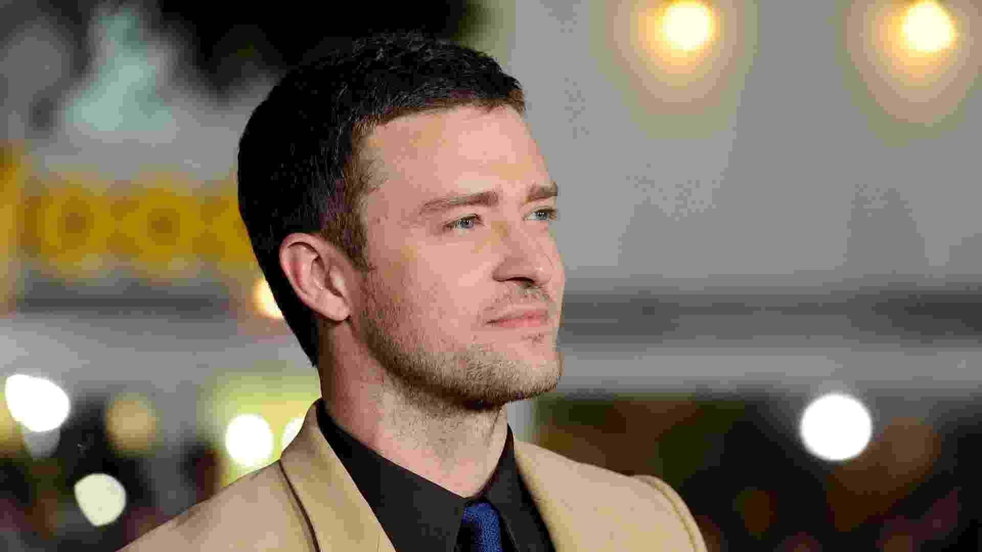 "Justin Timberlake na estreia de ""In Time"" em Westwood, na Califórnia (20/10/11) - Frazer Harrison/Getty Images"