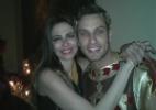 Ex-BBB Eliéser anima festa de aniversário de Luciana Gimenez - Reprodução/Twitter