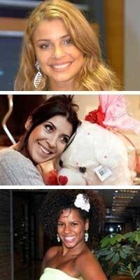 Grazi Massafera, Priscila Pires e Janaína do Mar anunciaram gravidez em 2011