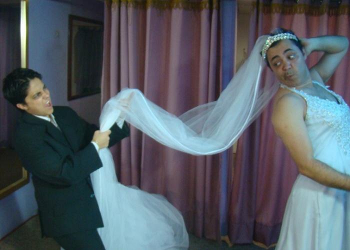 Thammy Gretchen promove pocket show contra discriminação dos homossexuais (22/12/11)
