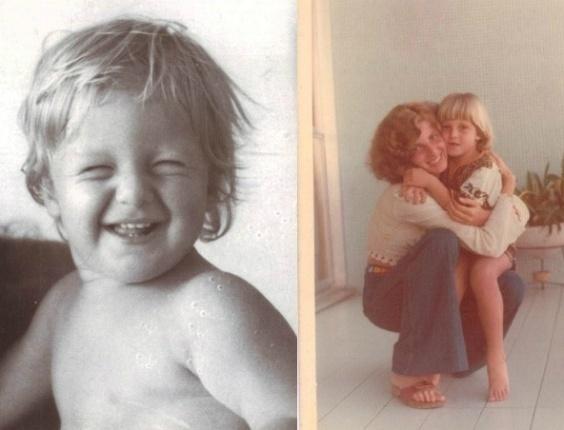 Luciano Huck publica fotos da infância no Facebook (12/2/12)