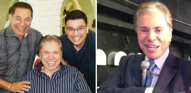 Cabeleireiro Jassa divulga no Twitter novo cabelo de Silvio Santos (8/3/12)