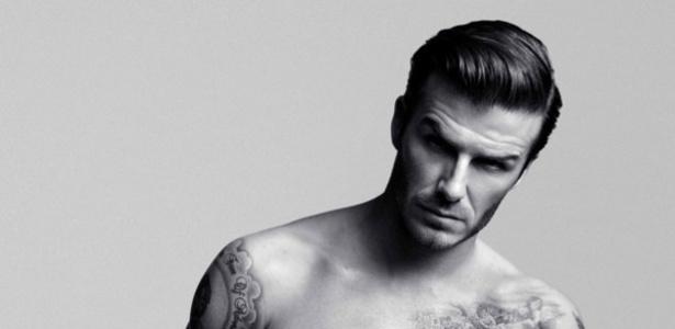 """O jogador de futebol inglês David Beckham foi escolhido pela revista inglesa """"Heat"""" como o homem mais sexy do mundo. Ele ficou à frente de bonitões como Ryan Gosling (2º lugar), Bradley Cooper (4º) e Johnny Depp (8º)"""
