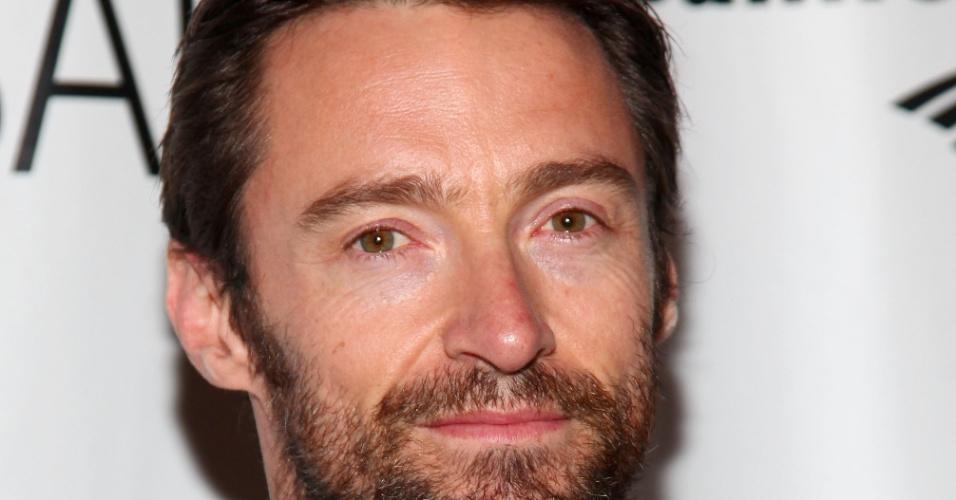 """O """"Wolverine"""", Hugh Jackman, aparece em 9° lugar na lista dos """"mais sexys"""""""