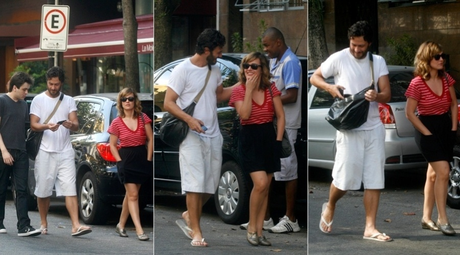 Gabriel Braga Nunes passeia no Leblon, zona sul do Rio (7/2/2012)