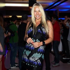 Adriane Galisteu: férias forçadas durante a Eurocopa