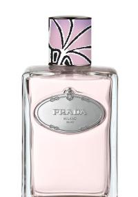 Frasco do perfume Infusion de Tubereuse da Prada