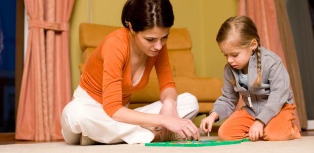 Tempo dedicado aos filhos está aumentando, diz estudo