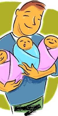 Teste: Você tem medo de se tornar pai?