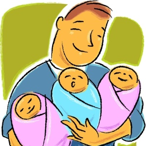 Direitos iguais na Suécia: com licença paternidade, pais suecos ganham espaço na vida familiar e não querem ser lembrados apenas por seus empregos