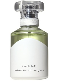 O perfume Untitled de Martin Margiela