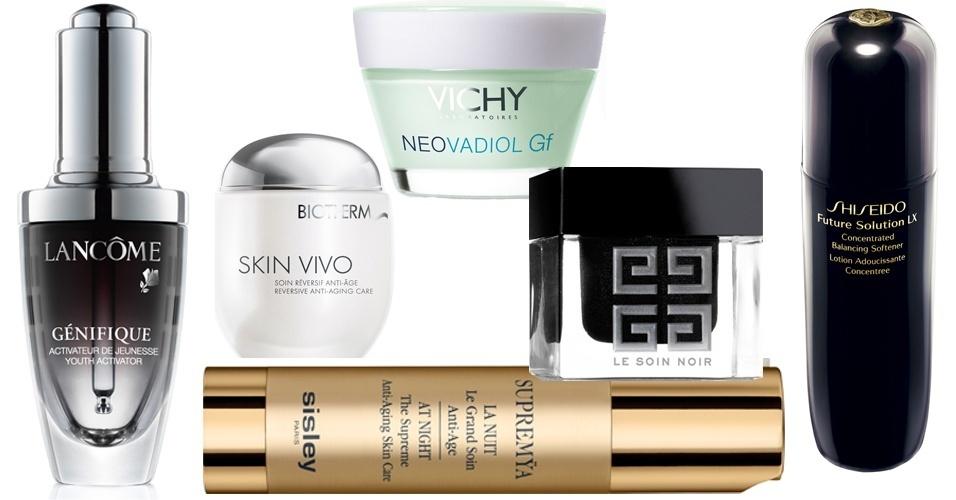 Cremes faciais fazem parte da nova safra de produtos tecnológicos