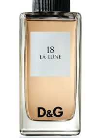 Frasco do perfume 18 La Lune da coleção D&G Anthology