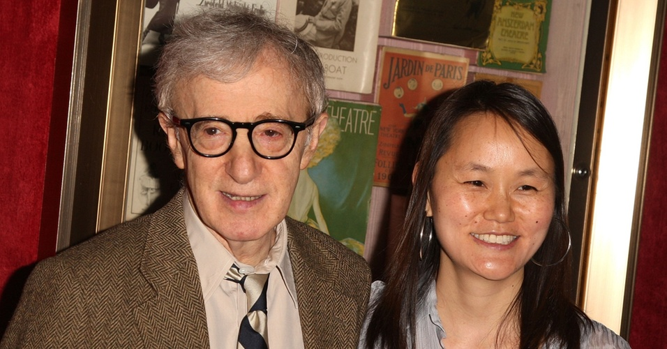 Woody Allen e Soon-Yi