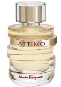 Frasco do perfume feminino Attimo de Salvatore Ferragamo