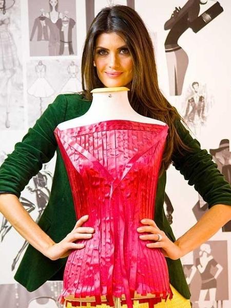 """A ex-modelo e apresentadora do """"Esquadrão da Moda"""" Isabella Fiorentino - Silvia Zamboni/Folhapress"""