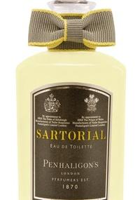 Frasco do perfume Sartorial da perfumaria inglesa Penhaligon's