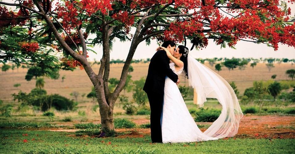 Foto de casamento por Vinicius Matos