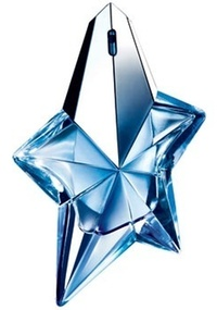 Frasco do perfume Angel de Thierry Mugler