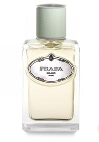 Frasco do perfume Infusion d'Iris, da Prada