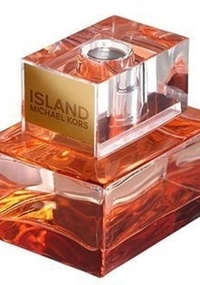 Frasco do perfume Island, de Michael Kors